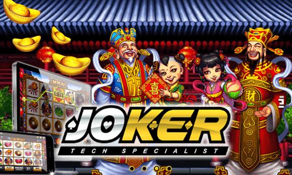 Joker Slot Gaming 123