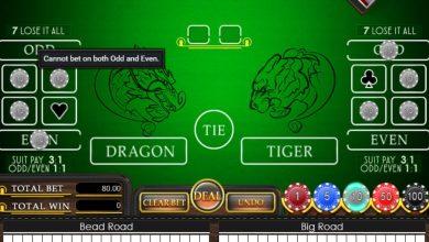 Photo of Ingin Bermain Dragon Tiger Online? Begini Cara Main & Daftarnya