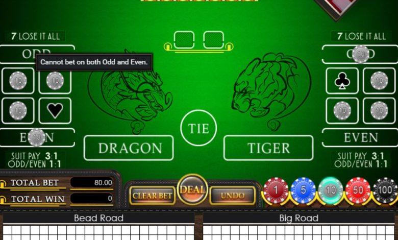 Ingin Bermain Dragon Tiger Online? Begini Cara Main & Daftarnya 1