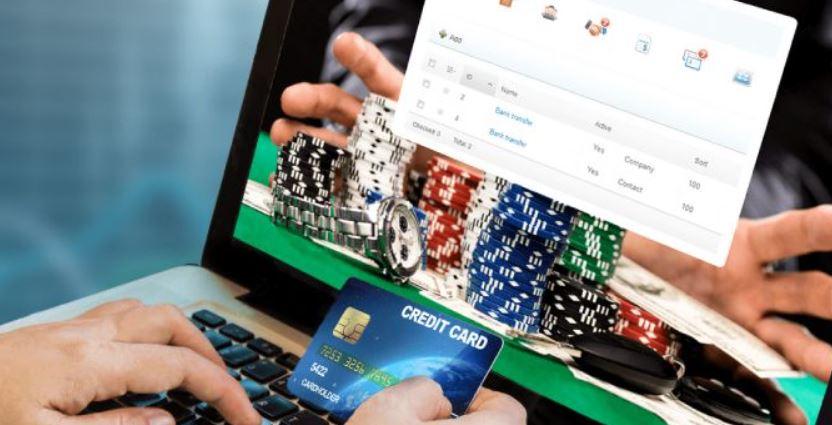 deposit pada situs kasino online
