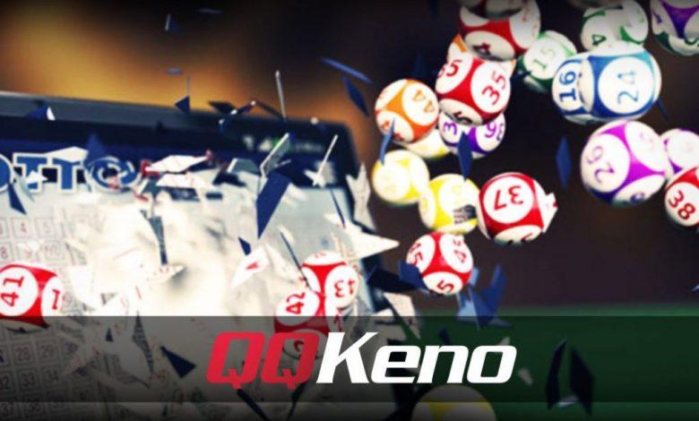 QQKENO Online, Cara Main & Daftar di Agen Terpercaya 1