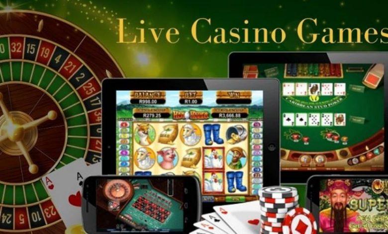 6 Permainan Live Casino Terbaik, Main di Situs Terpercaya Ini Biar Dapat JP! 1